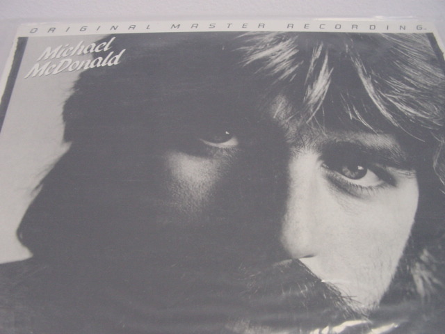 """Michael McDonald, If That's What It Takes - Factory Sealed MFSL JVC Half-speed Japanese Pressing"" - Product Image"