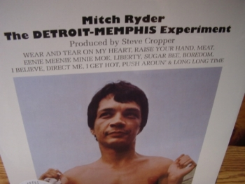 """Mitch Ryder & The Detroit Memphis Experiment - 180 Gram"" - Product Image"