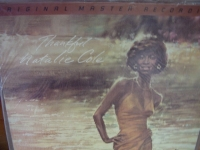 """Natalie Cole, Thankful - Factory Sealed MFSL JVC Pressing"" - Product Image"