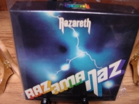 """Nazareth, Razamanaz - Japanese OBI Mini Replica LP Titles Making a 5 CD Box Set - CURRENTLY OUT OF STOCK"" - Product Image"