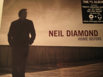 "Neil Diamond, Home Before Dark - 180 Gram Double LP"" - Product Image"