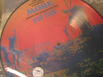 """Pink Floyd, More - Original Motion Picture Soundtrack - Picture Disc"" - Product Image"