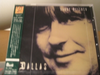 """Randy Meisner, Dallas - OBI Mini LP Replica In A CD - Japanese"" - Product Image"