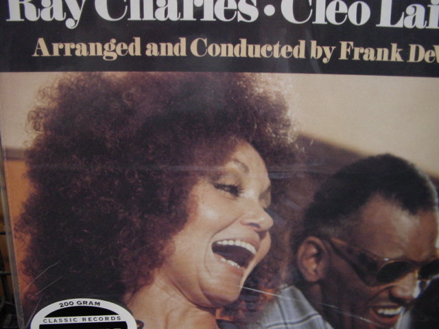 """Ray Charles & Cleo Laine, Porgy & Bees - 2 LPs - 200 Gram"" - Product Image"