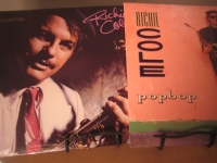 """Richie Cole, Signature And Popbop - 2 LPs - Original Pressings - Product Image"
