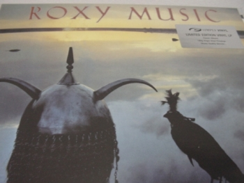 """Roxy Music, Avalon - 180 Gram First Edition - U.K. Pressing - OUT OF STOCK"" - Product Image"
