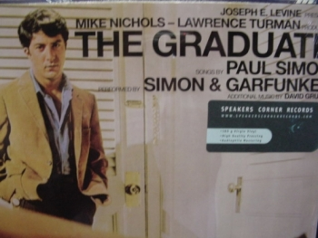 "Simon & Garfunkel, The Graduate Soundtrack - 180 Gram"" - Product Image"