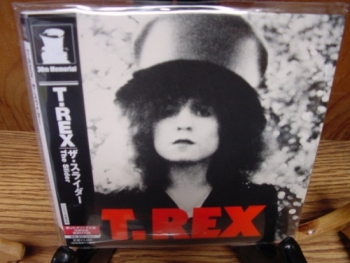 "T Rex, Slider - Mini LP Replica In A CD - Japanese"" - Product Image"