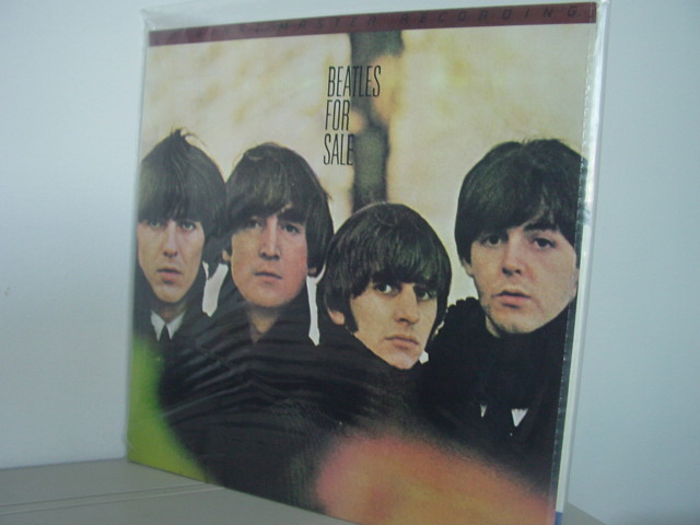 """The Beatles, For Sale - Factory Sealed MFSL JVC Half-speed Pressing"" - Product Image"