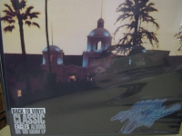 """The Eagles, Hotel California - 180 Gram - EUROSEALED"" - Product Image"