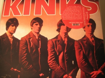 """The Kinks, S/T - Last Copy - 180 Gram Vinyl"" - Product Image"