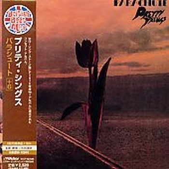 """The Pretty Things, Parachute - OBI Mini Replica LP In a CD - Japanese - Product Image"