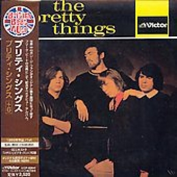 """The Pretty Things, ST - OBi Mini Replica LP In A CD - Japanese"" - Product Image"