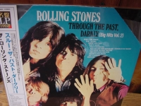 """The Rolliing Stones, Through the Past, Darkly (Big Hits, Vol. 2) - Japanese OBI Pressing - 200 Gram - Product Image"