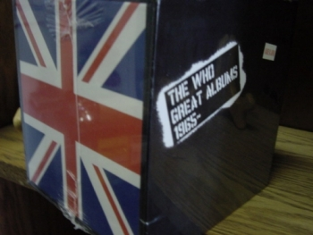 """The Who, 19 CD Box Set - Japanese OBI Mini Replica LP in a CD"" - Product Image"