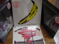 """Velvet Underground - 5 LPs in Colored Vinyl"" - Product Image"