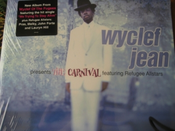 """Wyclef Jean, Presents The Carnival - Double LP"" - Product Image"