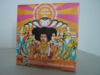 """Jimi Hendrix, Axis Bold As Love - Japanese OBI Mini LP Replica in a CD - (with OBI sash) "" - Product Image"