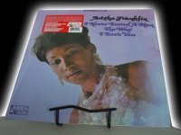 """""""Aretha Franklin, I Never Loved A Man The Way I love You"""" - Product Image"""