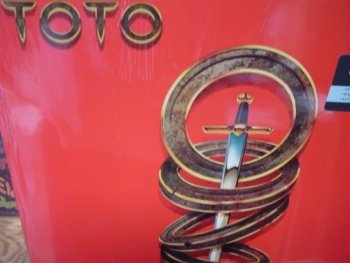 """""""Toto, IV - 180 Gram Limited Edition"""" - Product Image"""