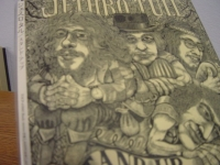 """Jethro Tull, Stand Up - Mini LP Replica In A CD - Japanese"" - Product Image"