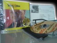 """""""Sonny Rollins, Now's the Time"""" - Product Image"""