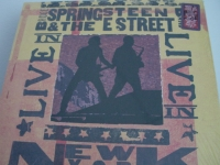 """""""Bruce Springsteen, Live in New York (3 LPs) - CURRENTLY SOLD OUT"""" - Product Image"""