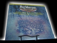 """Rick Wakeman, Journey to the Centre of the Earth - Factory Sealed MFSL 200 Gram Half-speed Anadisq - CURRENTLY SOLD OUT"" - Product Image"