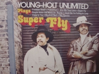 """Young Holt Unlimited, Plays Superfly"" - Product Image"