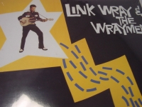 """""""Link Wray & The Wraymen, ST"""" - Product Image"""