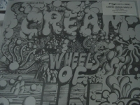 """Cream, Wheels of Fire (2 LPs, limited stock) - Silver Sticker - 180 Gram - CURRENTLY SOLD OUT"" - Product Image"