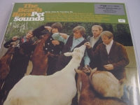 """The Beach Boys, Pet Sounds (limited stock) - First Edition Silver Sticker 180 Gram"" - Product Image"