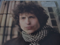 """Bob Dylan, Blonde on Blonde (limited stock) - Silver Sticker - 180 Gram Double LP with Gatefold Cover"" - Product Image"