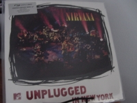 """Nirvana, Unplugged in N.Y. (Last Copy) - 180 GRAM"" - Product Image"