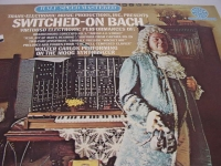 """Trans-Electronic Productions Inc, Switched On Bach"" - Product Image"