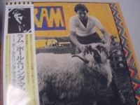 """Paul McCartney, RAM - Japanese OBI Mini LP Replica Limited Edition"" - Product Image"