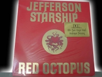 """Jefferson Starship, Red Octopus - DCC Factory Sealed LP"" - Product Image"