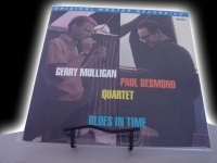 """Gerry Mulligan & Paul Desmond, Blues In Time"" - Product Image"