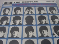 """The Beatles, A Hard Days Night - UK Pressed  - Euro Sealed (Last Copy)"" - Product Image"