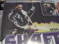 """Isaac Hayes, Shaft Original Soundtrack"" - Product Image"