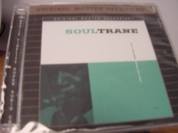 """""""John Coltrane, SoulTrane- MFSL Factory Sealed SACD - CURRENTLY SOLD OUT"""" - Product Image"""