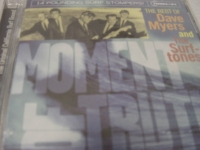 """""""Dave Myers & The Surftones, The Best Of """"Moment of Truth"""" - Product Image"""