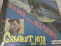 """""""Dick Dale & His Del-Tones, Greatest Hits"""" - Product Image"""