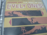 """The Lively Ones, Heads Up! The Best Of The Lively Vol. 2"" - Product Image"