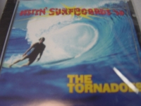 """Tornadoes, Bustin' Surfboards"" - Product Image"