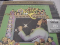 """""""The Kinks, Everybody's In Show-Biz - Factory Sealed MFSL SACD"""" - Product Image"""