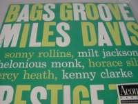 """""""Miles Davis - Milt Jackson - Sonny Rollins, Bags Groove 2 LPs #138 - 45 Speed 180 Gram - CURRENTLY SOLD OUT"""" - Product Image"""