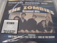 """The Zombies, Greatest Hits - SACD - CURRENTLY SOLD OUTs"" - Product Image"