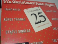 """Isaac Hayes / Johnny Taylor / Staple Singers, It's Christmas Time Again"" - Product Image"