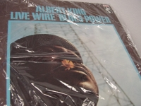 """""""Albert King, Live Wire / Blues Power"""" - Product Image"""